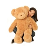 "Beverly Hills Teddy Bear Deluxe 36"" Honey Belvedere Bear"