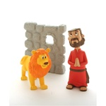 Daniel and the Lion's Den- Tales of Glory 3-piece set