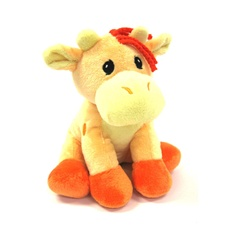 Snuggle Safari Giraffe 7""