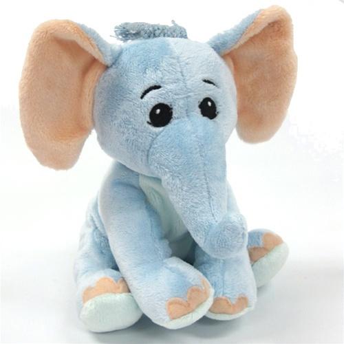 Snuggle Safari Elephant 7