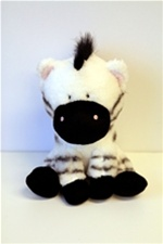 "Noah's Friends 8"" Zebra"