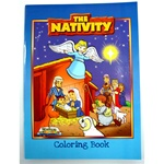 Nativity Coloring Book