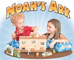 Tales of Glory Noah's Ark - Build A Story